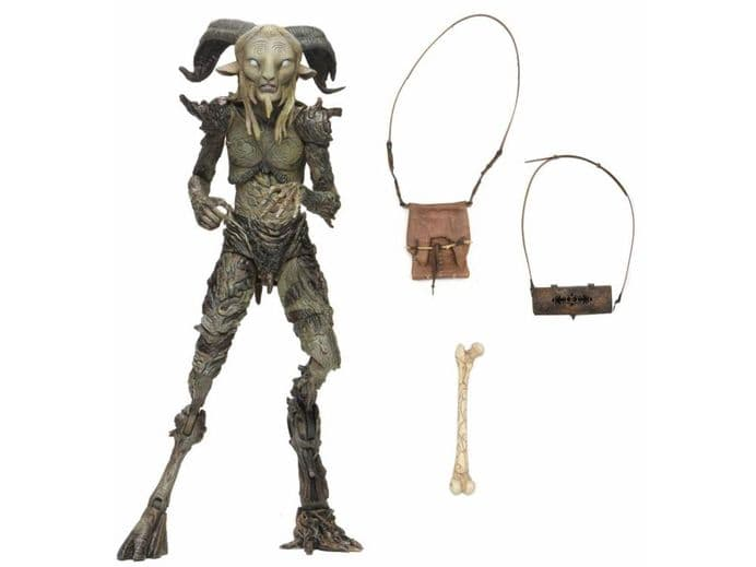 NECA Guillermo del Toro Signature Collection Old Faun (Pan's Labyrinth)