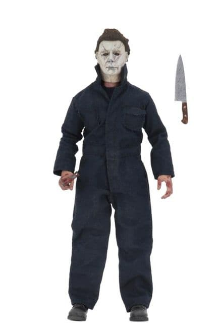 "NECA Halloween (2018) 8"" Michael Myers Clothed Figure"