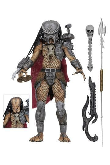 NECA Predator Action Figure Ultimate Ahab Action Figure