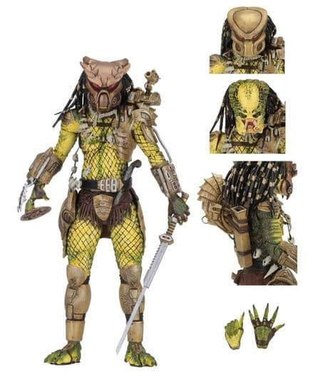 NECA Predator Ultimate Elder (The Golden Angel)