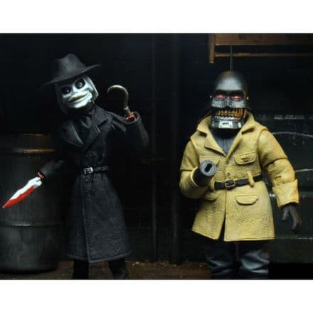 NECA Puppet Master Ultimate Blade & Torch Action Figure 2-Pack