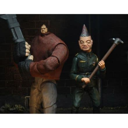 NECA Puppet Master Ultimate Pinhead & Tunneler Action Figure 2-Pack