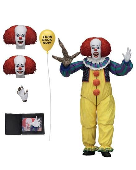 NECA Stephen King's IT (1990) Ultimate Pennywise v2