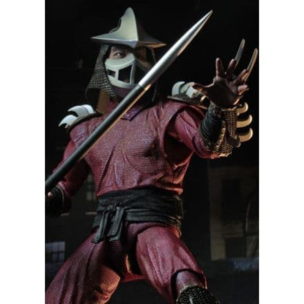 NECA TMNT (1990 Movie) Shredder 1/4 Scale Figure (Teenage Mutant Ninja Turtles)