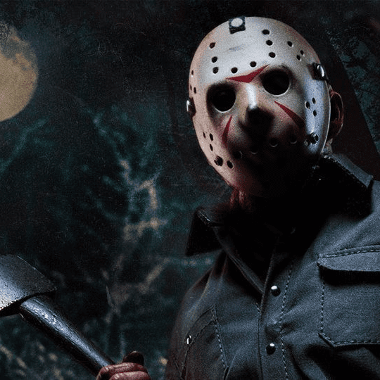 Sideshow Collectibles Friday The 13th III Jason Voorhees 1/6 Scale Figure