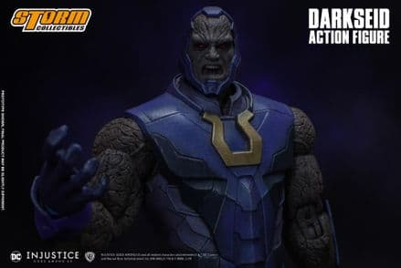 Storm Collectibles DC Injustice: Gods Among Us 1/12 Scale Darkseid Action Figure