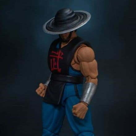 Storm Collectibles Mortal Kombat 2 VS Series Kung Lao 1/12 Scale Action Figure