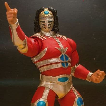 Storm Collectibles New Japan Pro-Wrestling (NJPW) Jyushin Liger 1/12 Scale Action Figure