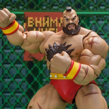 Storm Collectibles Ultra Street Fighter II: The Final Challengers Zangief 1/12 Scale Action Figure
