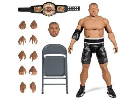 Super7 New Japan Pro-Wrestling (NJPW) Ultimates Tomohiro Ishii Action Figure