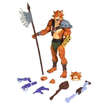 Super7 ThunderCats Ultimates Jackalman Action Figure