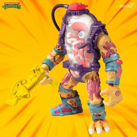 Super7 TMNT Ultimates Mutagen Man Action Figure (Teenage Mutant Ninja Turtles)