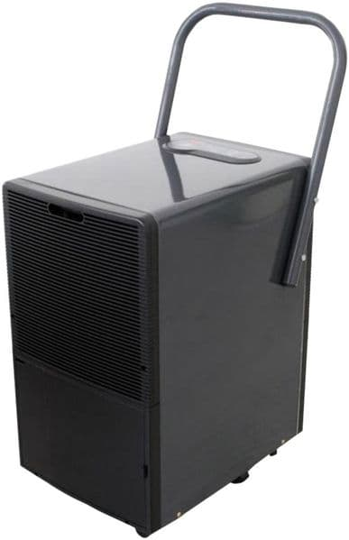 50 Litre Commercial Dehumidifier with 5lt Tank Capacity