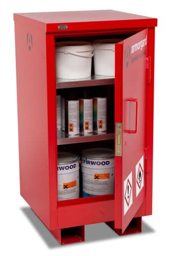 Armorgard FlamStor Storage Cabinet for Chemicals & Flammables