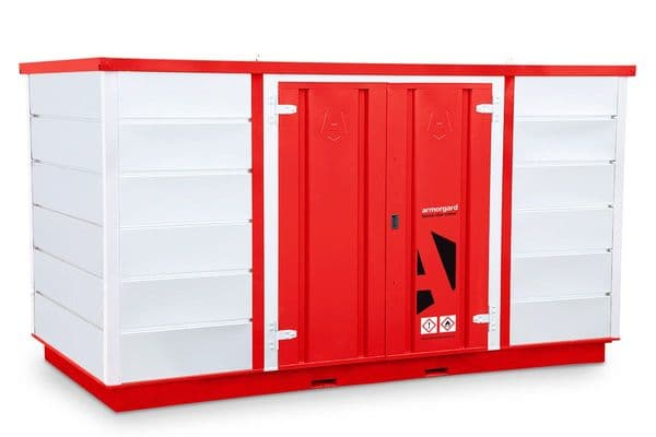 Armorgard Forma-Stor COSHH Walk in Storage Units