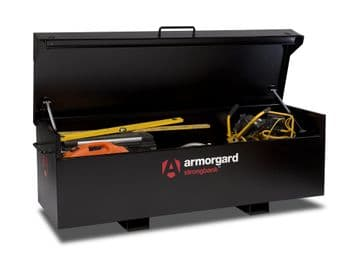 Armorgard Strong Bank Ultra Secure Tool Truck Box