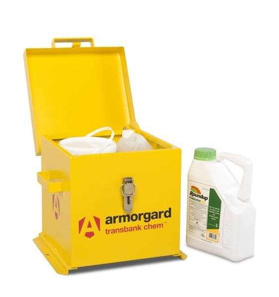 Armorgard TransBank Chem Chemical Storage Chest