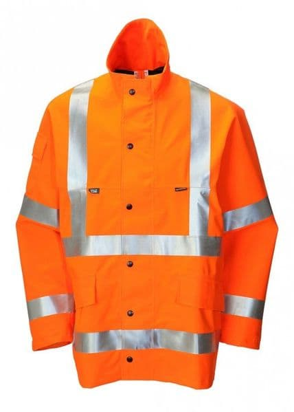 Ballyclare GORE-TEX Waterproof High Visibility Unlined Jacket