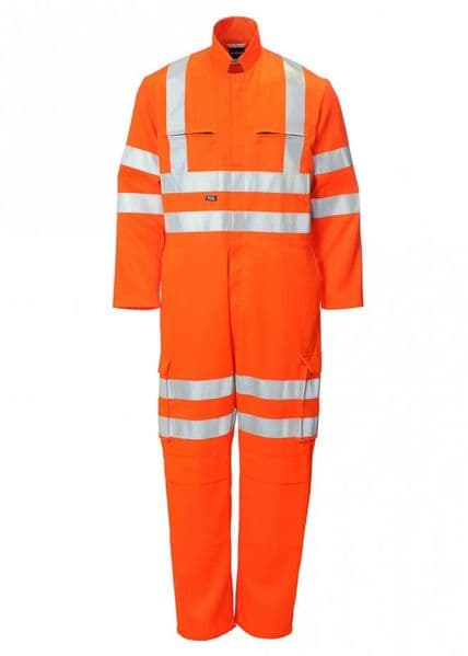 Ballyclare High Visibility Coverall
