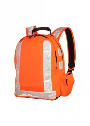 Ballyclare High Visibility Rucksack