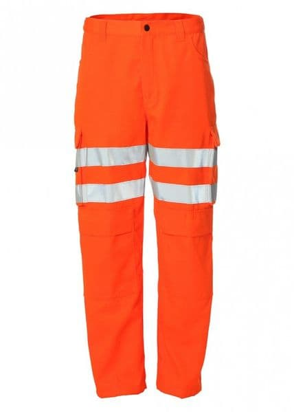 Ballyclare Men's High Visibility Heavyweight Trousers
