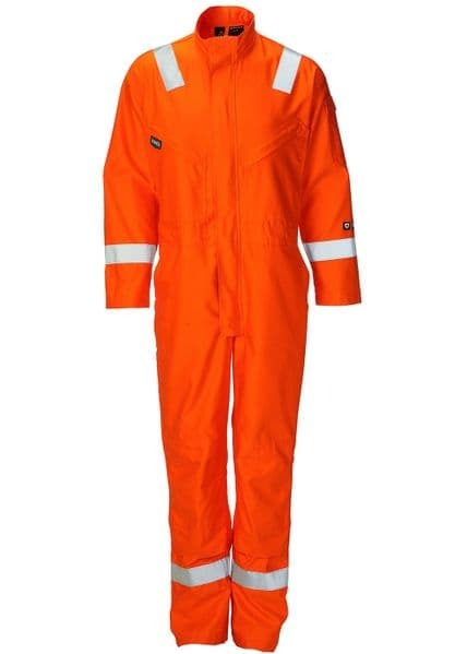 Ballyclare Pionér® Flame Retardant Anti-Static Arc Protection Coverall