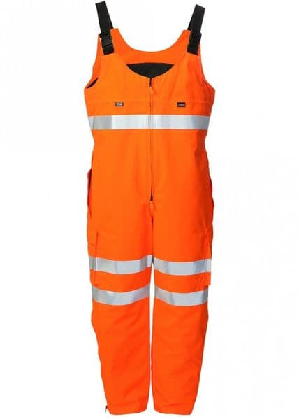 Ballyclare Thermal GORE-TEX Waterproof High Visibility Salopettes
