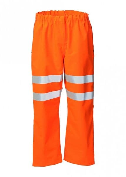 Ballyclare Women's GORE-TEX Waterproof High Visibility Over Trousers