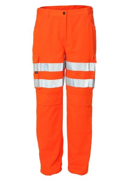 Ballyclare Women's High Visibility Heavyweight Trousers