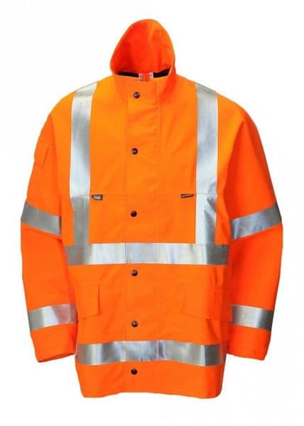 Ballyclare Women's Thermal GORE-TEX Waterproof High Visibility Jacket