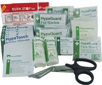 BS 8599-1 Catering First Aid Refill Packs