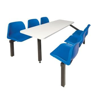 Canteen Furniture - Table & Chairs