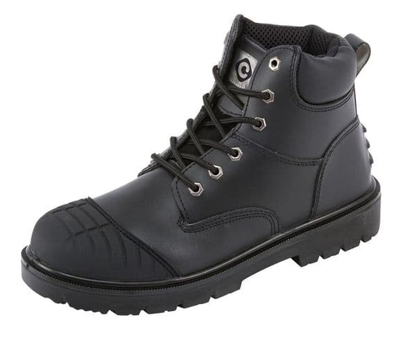 Contractor 807SCM Black Safety Boots S3 SRC