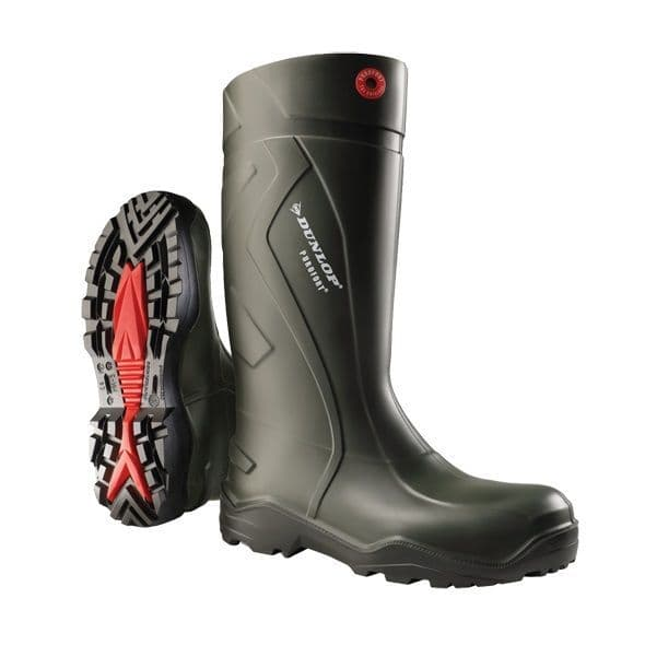 Dunlop Purofort Plus Full Safety Wellingtons S5