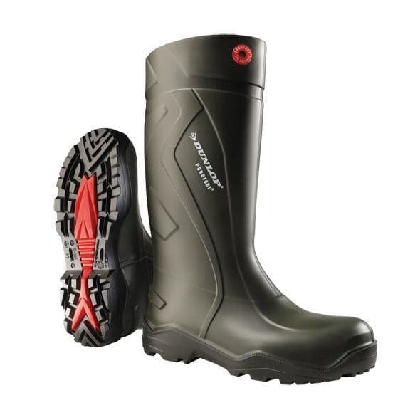 Dunlop Purofort Plus Wellingtons O4 FO CI SRC