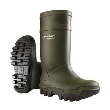 Dunlop Purofort Thermo Plus Full Safety Wellingtons S5 CI CR SRC