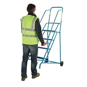 Fort Wheeled Warehouse Safety Steps
