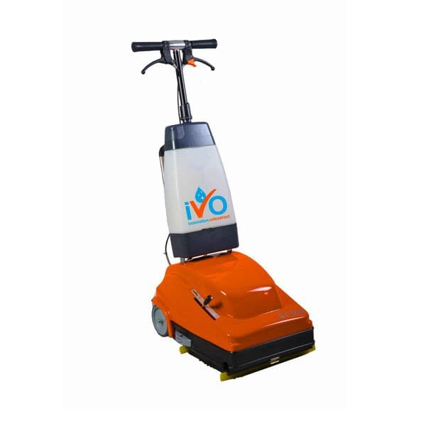 Mini Scrubber: Compact Scrubber Dryer for Hard Floors & Carpet