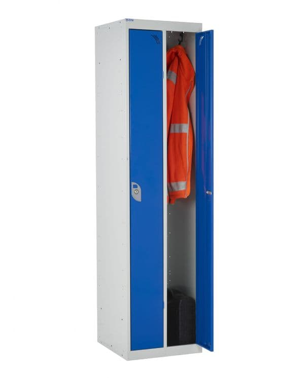 Multi Compartment Twin Lockers   Taft Safety Store