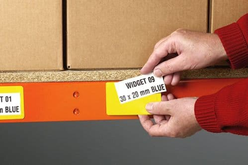 Racking & Shelving Ticket Pouches - Magnetic & Self Adhesive