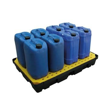 Spill Kill Poly Spill Trays with Grid