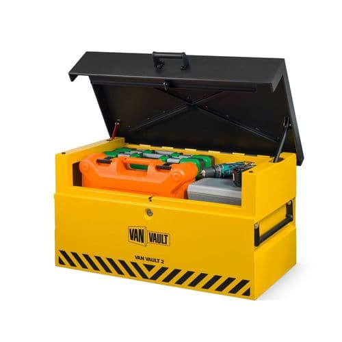 Van Vault 2 Secure Tool Storage Box