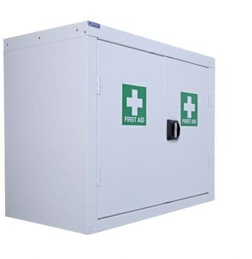 Wall Mounted First Aid Storage Cupboards