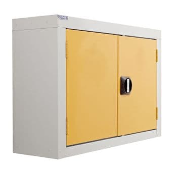 Wall Mounted Workplace Cupboards
