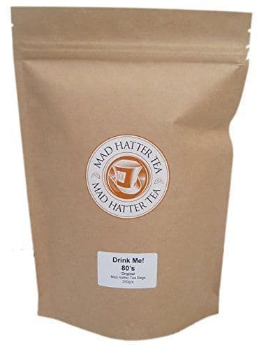 Mad Hatter: Teabags 80s Retail 1x250g