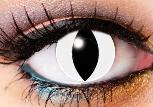 Viper Snake Eye Contacts - 1 Day