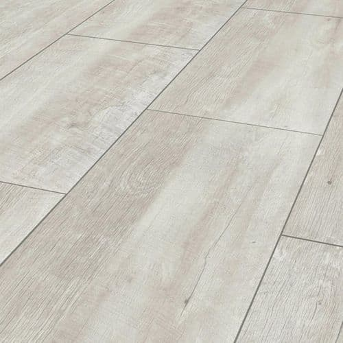 Krono Original Stone Impression 8mm Alabaster Barnwood Tile Laminate Flooring K060