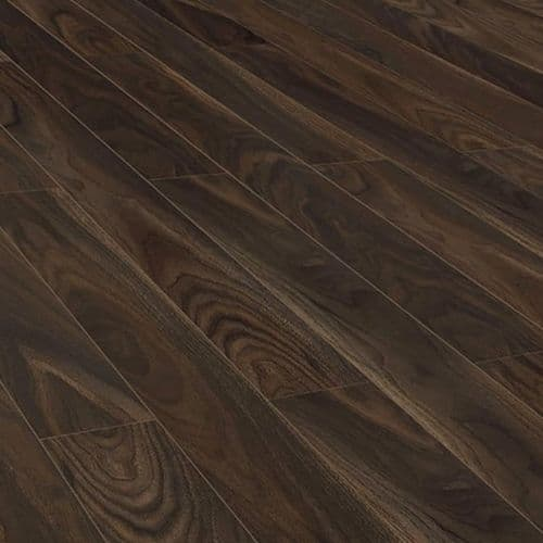 Krono Original Vario+ 12mm Dark Walnut Laminate Flooring 7658