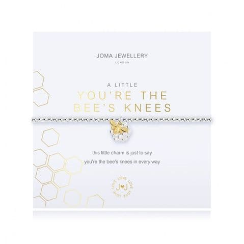 Joma A Little You're the Bee's Knees Bracelet
