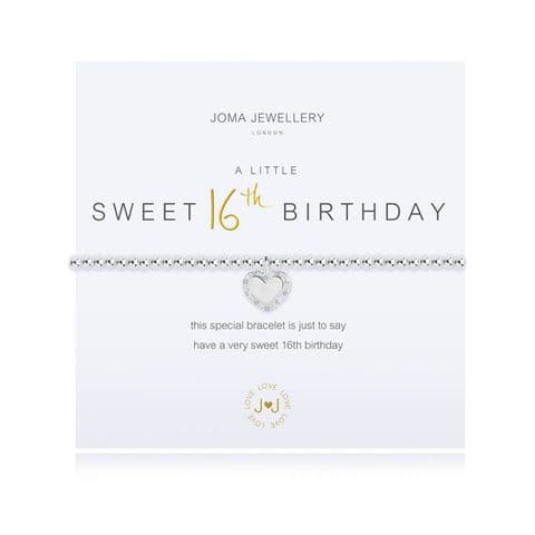 Joma Jewellery - 16th Birthday Bracelet